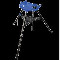 """TAG háromlábú láncos satu állvány Ø 0.5"""" - 6"""" külső átmérőjű csövekhez"""